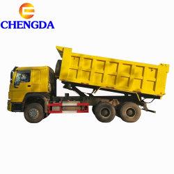 Китай Сино Грузовик Самосвал грузовики HOWO 21-30тонн 6X4 10 двухколесное транспортное средство используется самосвал