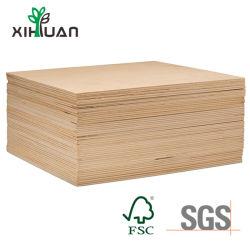 ISO/SGS/Fscリンイーの工場防水ボードのポプラの合板の工場ボード