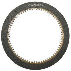 Disco de fricção (232779) para a placa de máquinas de Engenharia de Clark, melhor a qualidade do material do disco de freio de fábrica certificado ISO9001