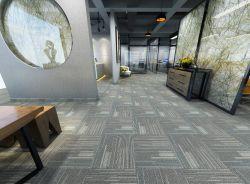 L'élégance de vente chaude colorés Nylon 66 tapis en dalles de bureau