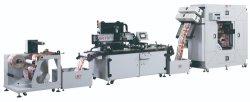Etiqueta autocolante adesivos equipamentos de impressão automática do ecrã