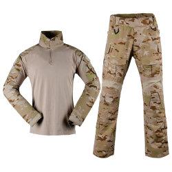 Eenvormige Gevecht van de Opleiding van de camouflage het Militaire Openlucht In te ademen G3 Tactische