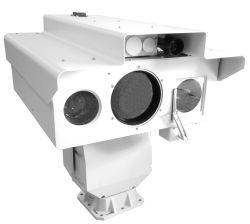 Multi-Sensor HD IP Длинный диапазон Daynight тепловой защиты камеры с лазерным дальномером