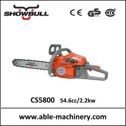 Ferramentas de jardim agricultura máquina de corte de madeira portátil 5800 Motosserra de motores a gás