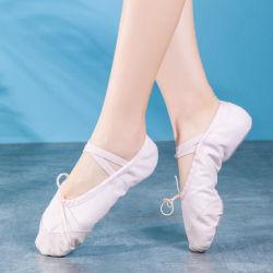 Elegante Ballett-Schuh-Berufstanzen-Großhandelsschuhe für Frauen