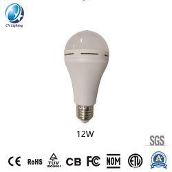 مصباح LED لإعادة الشحن في حالات الطوارئ بقدرة 12 واط 840 لومن للتخييم مع CE RoHS