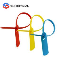 300mm longitud de fábrica Seguridad personalizada sellos plásticos a prueba de manipulaciones sellos