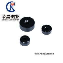Magneet van uitstekende kwaliteit van Customzied Permanet van de Vorm van de Ring van de Zeldzame aarde de Magnetische