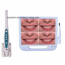 """17 """" [لكد] مدرّب أسنانيّة [إينترا] شفويّ آلة تصوير يستورد [6بكس] بيضاء [لد] ضوء"""