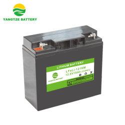 Yangtze 12V 18Ah Electric Motorcycle Chargeur de batterie au lithium Module