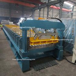 Hangzhou Zhongyuan PLC-Computer-Steuerwärmebehandlung-Scherblock-Platten-Walzen-Platten-Walzen, das Maschine bildet
