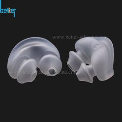 Líquido personalizado de borracha de silicone/LSR Apena Sono Máscara CPAP travesseiro Nasal