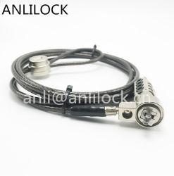 Fabrik-Preis-einziehbares Kabel-Kombinationsschloß