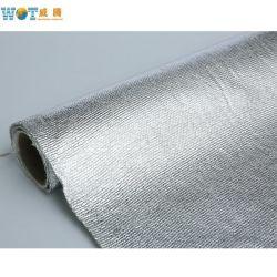 Wärmedämmung Aluminiumfolie Stoff Aluminiumfolie Beschichtete Keramikfaser