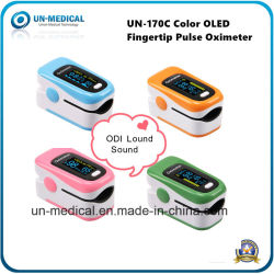 Melhores Digital Home Use SpO2 OLED Monitor Fingertip oximetro de pulso