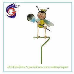 Promozione Metal Iron Bee Shape Garden