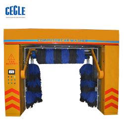 電気自動車力の洗濯機のHousのハイエンドコマーシャル私達の車の一部には高速容易な移動式完全なブラシ車の洗濯機のスプレー