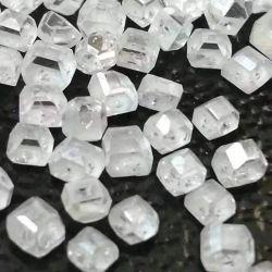 Laboratoire synthétique poli cultivés Hpht CVD Diamond Lab lâche créé