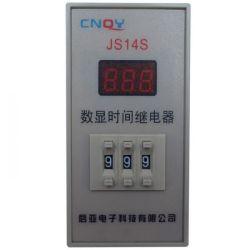 Fabricante profesional de JS14s mostrar relé temporizador digital