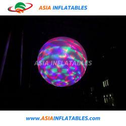 La decoración de las partes de aire de PVC LED inflables globos con el precio de fábrica de publicidad