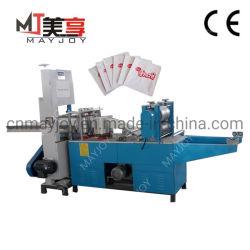 Professional máquina de alta velocidad de impresión con color Serviette Papier