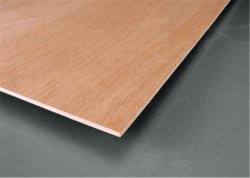 5mm Bintangor pulsar un botón de madera de contrachapado de comercial para la construcción