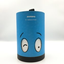 Los niños regalo tubo de papel, la fábrica produce envases de lujo en venta al por mayor caja de Tubo Redondo, la artesanía, sombrero redondo Caja de papel rígido para el Té / Café / Tinto / lápices de colores