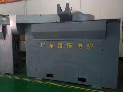 La pollution atmosphérique Controled fonte de fer avec collecteur de poussière de four électrique