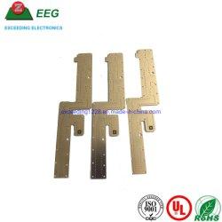 Rogers/Arlon/Taconic/PTFE Material High Frequency PCB Board مع طبقتين لوحة PCB في الصين