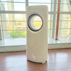 Soporte mando a distancia de la velocidad 3, 8 horas en el interior del enfriador de aire climatizador evaporativo