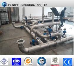 鋼管、鋼鉄肘、90度、Od20nb、ASTM A335 P22、B16.11のための合金鋼鉄付属品