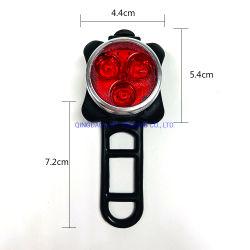 핫 세일 야간 따뜻한 LED 바이크 라이트 USB 충전 산 레이스 로드 자전거 액세서리