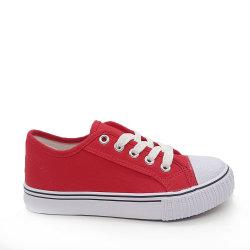 Classic vulcanizado de niños y niñas zapatos casual Zapatos de lona zapatos estudiantiles como zapatos de suela exterior de goma