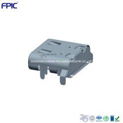 Tid de gama alta certificada USB 2.0 tipo C 24 pasadores portátil conectores cargador de teléfono, el gato