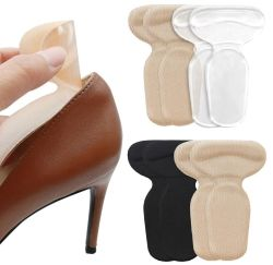 Calcanhar de sapata multifuncional Self-Adhesive insertos de sapata de silicone de almofada de despolir