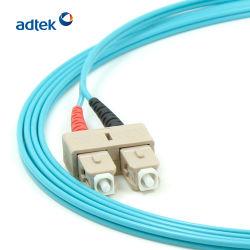 Différents modèles de l'Étirement de la résistance Cordons de brassage en fibre pour réseau local
