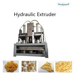 Anillo de patata/ Stick/ llano de la extrusora directa y la línea de procesamiento de fritura