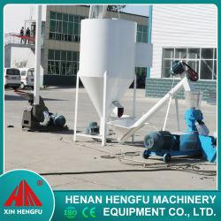 500kg-1t/h de alimentación de aves de corral de vacas de la línea de fabricación de pellets