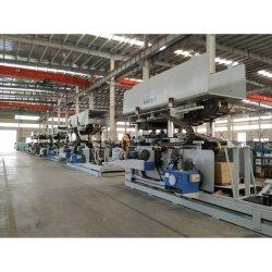 HDPE große Durchmesser vertikale Typ doppelwandige Wellrohr Produktionslinie
