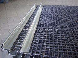 65 مانغنيز فولاذ قرمزي الأسلاك شبكة فولاذ عالي الكربون شبكة سلكية شاشة الغربال الهزاز الشبكة العنكبوتية أسلاك التعدين