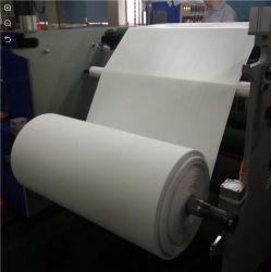 Nastro adesivo Jumbo per applicazioni mediche in ossido di zinco/nastro PE/nastro in seta/non tessuto Nastro di carta materiale grezzo semilavorato