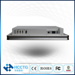 Restaurante POS Software com 32 polegadas de tela de toque 80mm Impressora Térmica Código QR Modelo Zn300