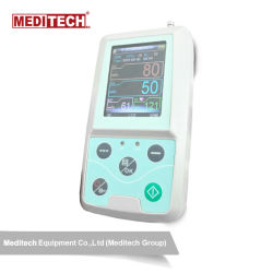 La sangre Presur Holter Atención Domiciliaria de la pantalla digital electrónico Tensiómetro aprobado CE
