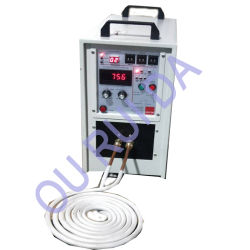 سهولة التشغيل آلة تسخين الحث للمعادن المعالجة HF-15kw