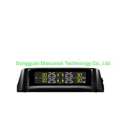Cst700e Car Solor Safety TPMS met externe sensor, bandenspanningscontrolesysteem voor auto's
