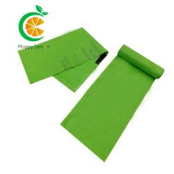100% biodégradable imprimé rouleau plat Pack gallon de sacs à ordures
