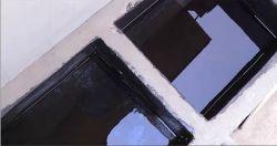 환경 친화적인 평면 탄성중합체 지붕 코팅 방수 멤브레인 EPDM 고무 지붕으로