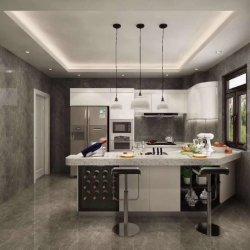 stella di notte mm826-- Comitato di parete di superficie solido di pietra del controsoffitto della cucina di Artifcical Clading