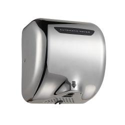 공중 화장실을%s 고속 스테인리스 자동적인 손 건조기