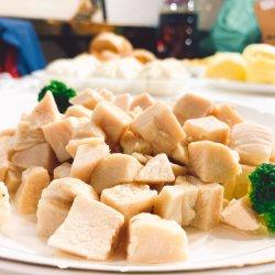Bevroren gebakken Kip gekookt Kip vlees Kip gekookt gestoomd Verse kipfilet